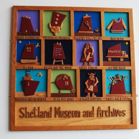 Shetland Museum - (Insel, Wanderurlaub, Shetland)