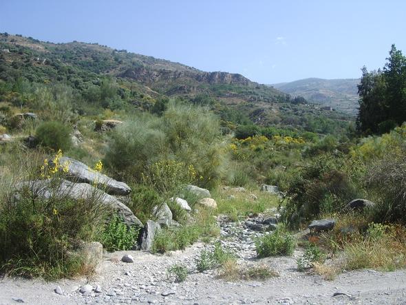 Alpujarras - (Spanien, Sehenswürdigkeiten, Andalusien)