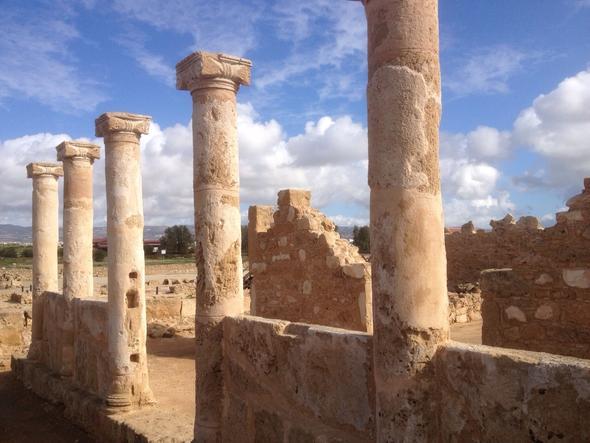 Paphos - (Europa, Reiseziel, Wanderwege)