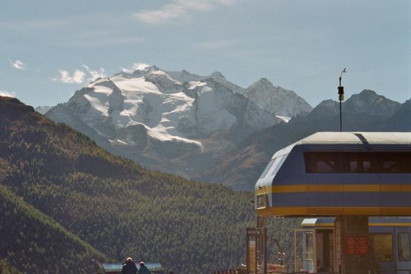 Bergstation Giw - (Europa, Alpen, Aussicht)