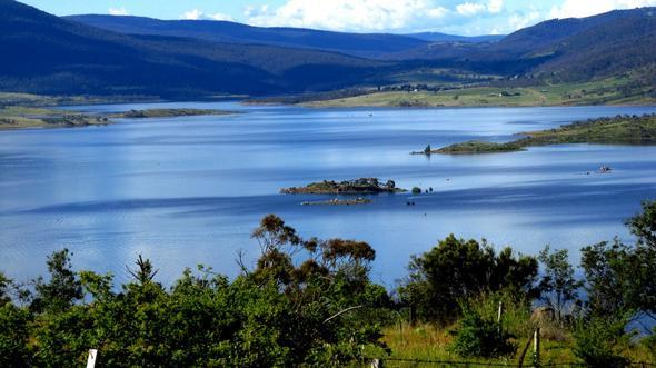 Landschaft, nichts als Landschaft - (Australien, Natur, Nationalpark)