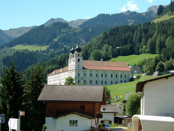 Disentis - (Städtereise, Reiseziel, Schweiz)