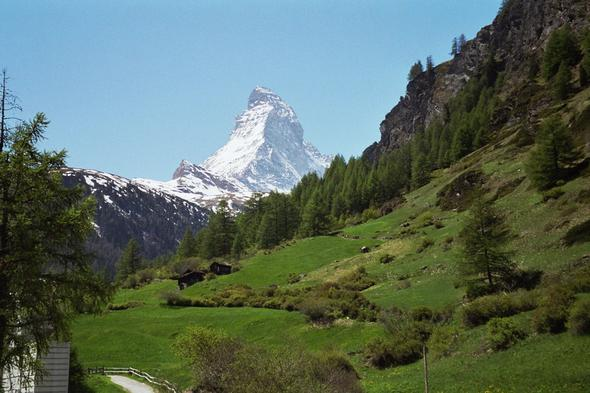 Zermatt - (Städtereise, Reiseziel, Schweiz)