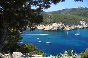 Bucht an der Adria - (Europa, Reise, Reiseziel)