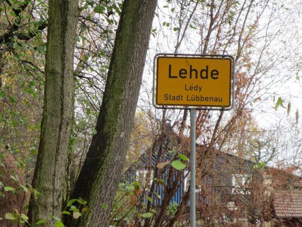 Lübbenau - (Deutschland, Winter, Anbieter)