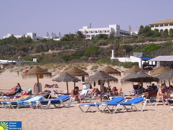 Hotel Fuerte Costa Luz, Conil de la Frontera, Costa de la Luz, Spanien - (Spanien, Urlaubsort)