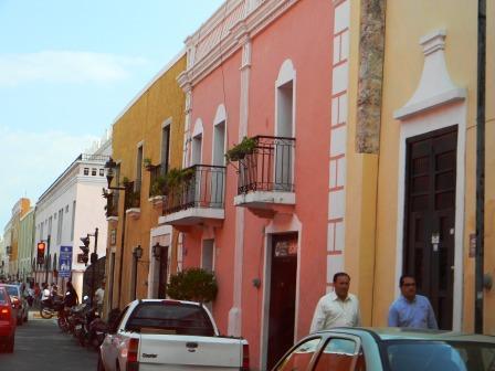 Die bunten Häuser von Valladolid - (Ausflug, Mexiko, Urlaubstipps)
