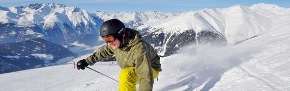 Skigebiete - (Europa, Skigebiet, Wintersport)