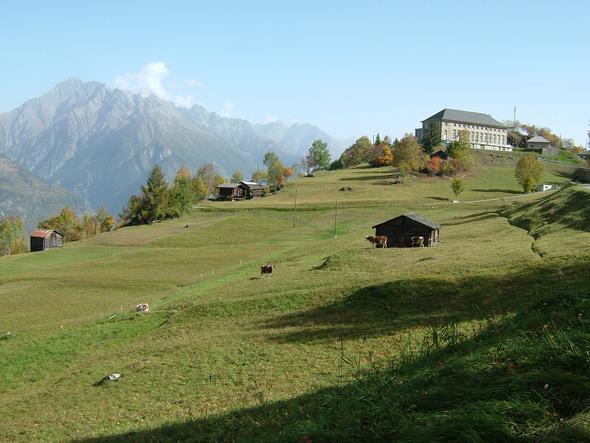Oberems - (Schweiz, Familienurlaub, Jugendliche)