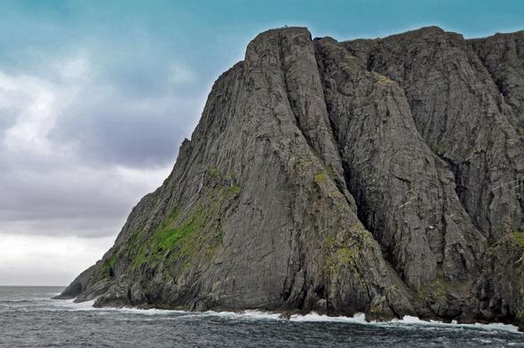 Das Nordkap - (Kreuzfahrt, Nordpap)