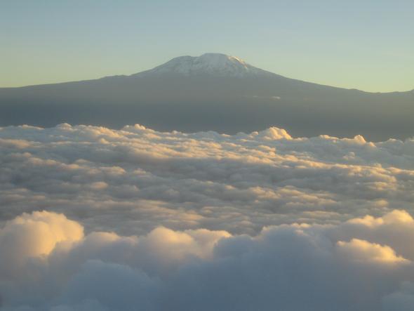 Kilimanjaro - (Kilimanjaro, Condor Sitzplatzreservierung)