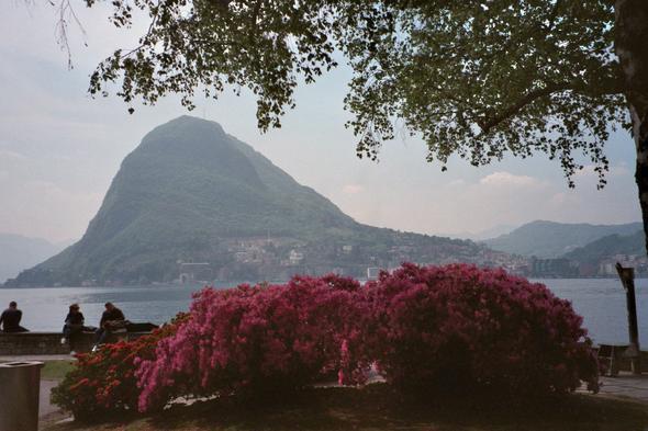 Lugano - (August, Flitterwochen)