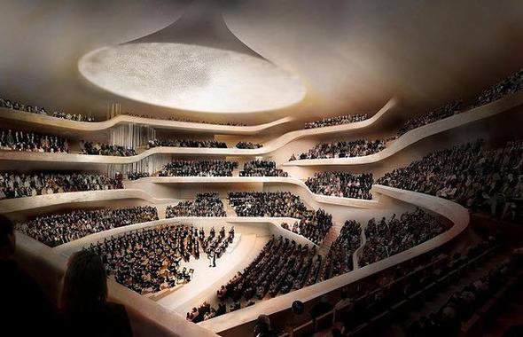 Elbphilharmonie - (Reiseziel, Kultur, Musik)