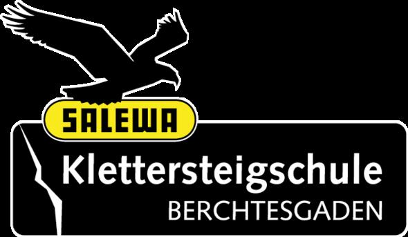 Das ist das Logo von der Klettersteigschule in Berchtesgaden - (Deutschland, Berge, Allgäu)