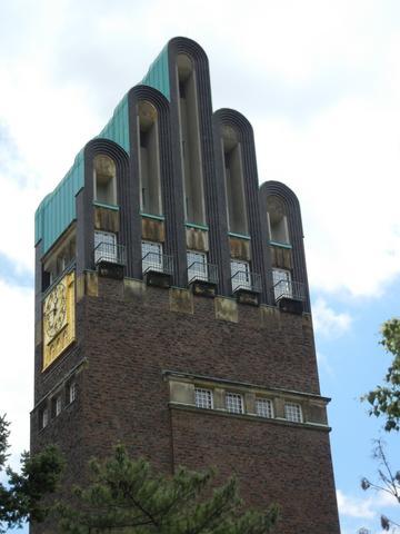 Hochzeitsturm - (Hotel, Pension, Darmstadt)