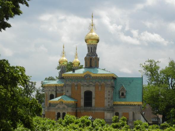 Russische Kapelle - (Hotel, Pension, Darmstadt)