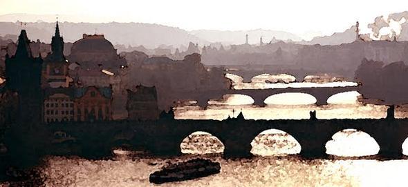 Prag ist zu jeder Jahreszeit romantisch... - (Prag, Insidertipps)