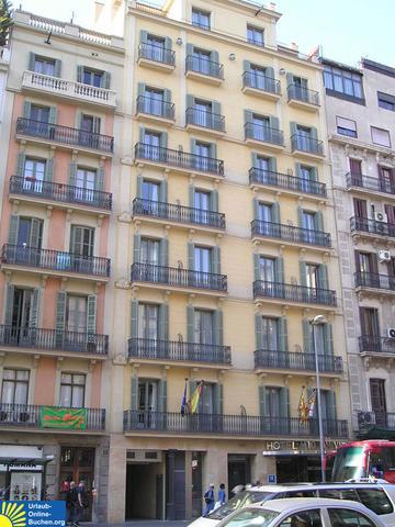 Hotel H10 Universitat, Barcelona - (Hotel, Barcelona, eigene Erfahrung)