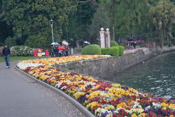 Lugano Stadtpark - (Europa, Reise, Ferien)