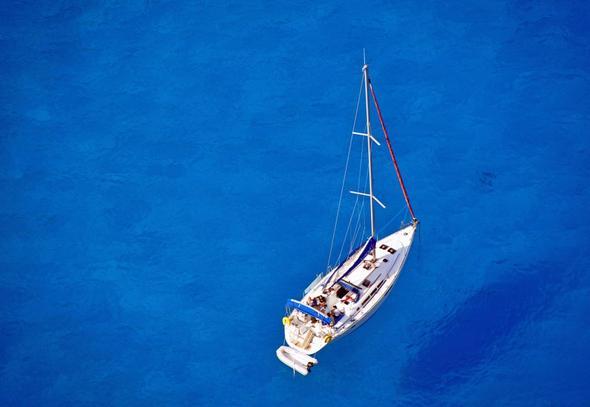Mittelmeer im Oktober - (Italien, Kreuzfahrt, AIDA)