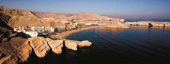 Bar al Jissah Bucht nahe Muscat - (Strand, Strandurlaub, Urlaubstipps)