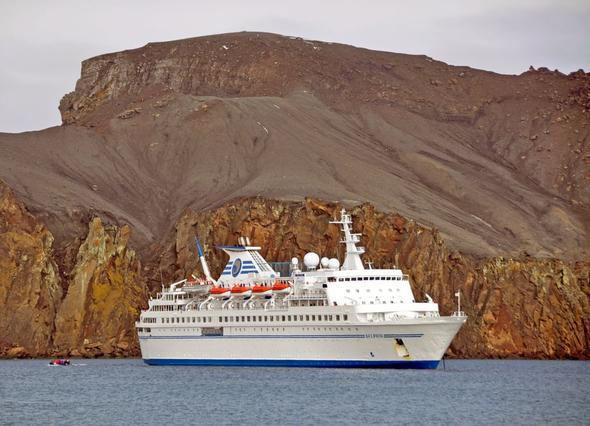 Antarktis mit dem Schiff - (Kreuzfahrt, Route)
