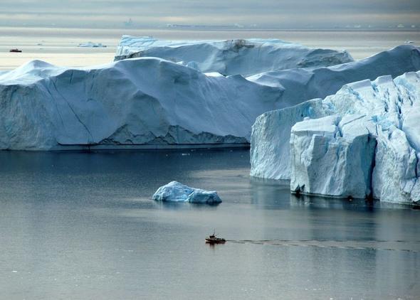 Grönland - (Kreuzfahrt, Route)