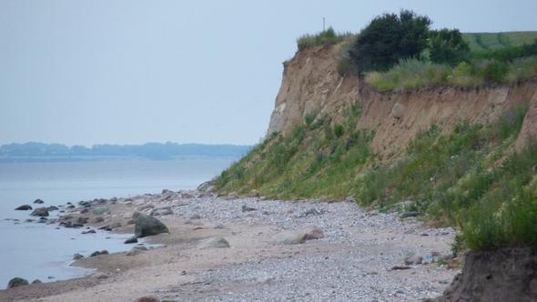 Steilküste Ostsee - Schleswig Holstein - (Urlaub, Strand, Empfehlung)