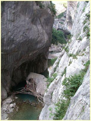 Baou - Verdon Schlucht - (Frankreich, Wandern, Provence)
