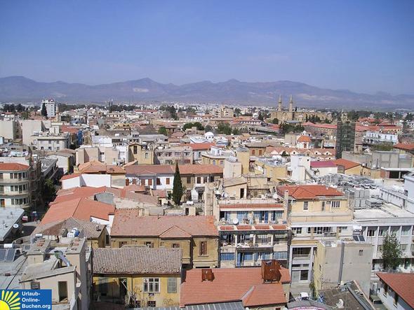 Nikosia, Zypern - (Insel, Reiseziel, Mittelmeer)