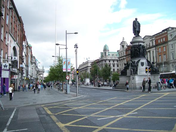 Dublins City - (Europa, Städtereise, Irland)
