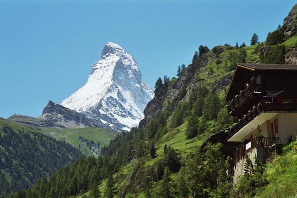 Zermatt/Matterhorn - (Skifahren, Skiurlaub, Herbst)