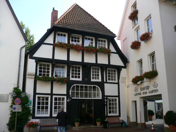 Hotel Walhalla Hoteleingang - (Deutschland, Urlaub)