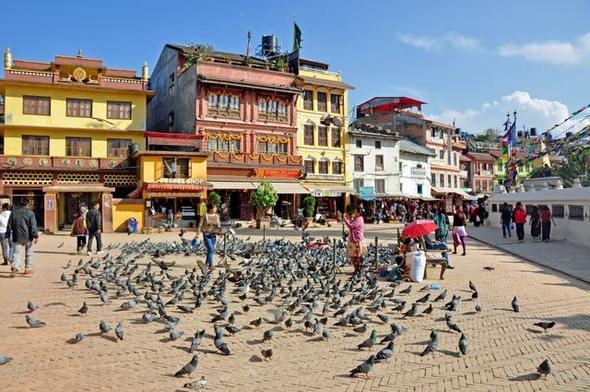 Nepal - (Nepal, ohne Trekking)