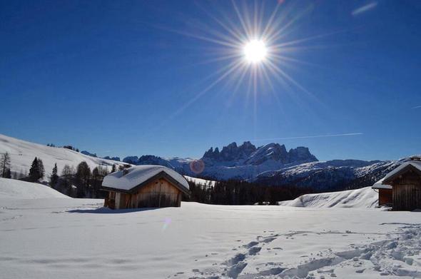 baita trentino - (Reise, Urlaub, Winter)