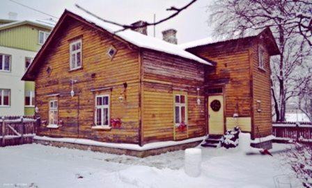 Tallinn Marthas guesthouse im Winter - (Baltikum, Advent, Sieben Tage Städtereise)