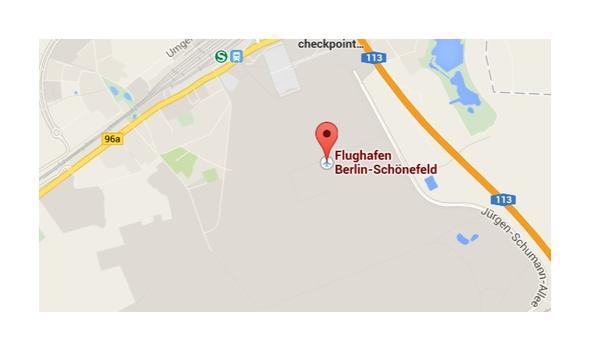 AP SL - (Indien, parken, berlin schönefeld flughafen)