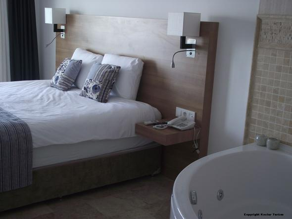 Beispiel für eines die Ausstattung der Hotels - (Reiseziel, Türkei, Urlaubstipps)