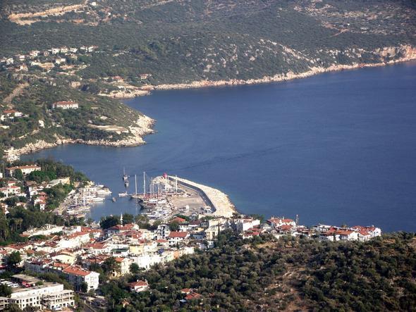 Kas Lykische Küste - (Reiseziel, Türkei, Urlaubstipps)