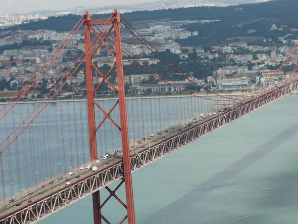 Die Brücke - (Sehenswürdigkeiten, Portugal, Kurztrip)