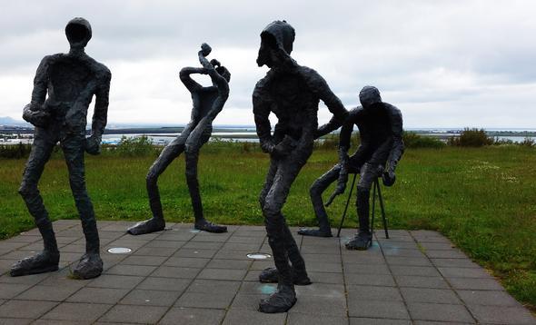 Reyjkyavik - (Island, Stopover, Reykjavik)