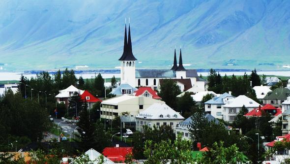 Reykjavik - (Island, Stopover, Reykjavik)