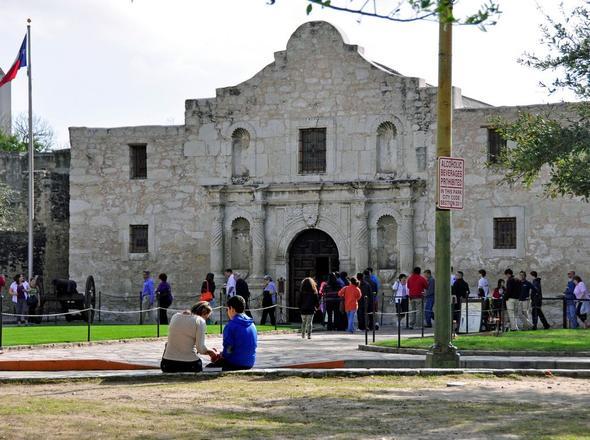 Unterwegs in Texas - (Sehenswürdigkeiten, Texas)