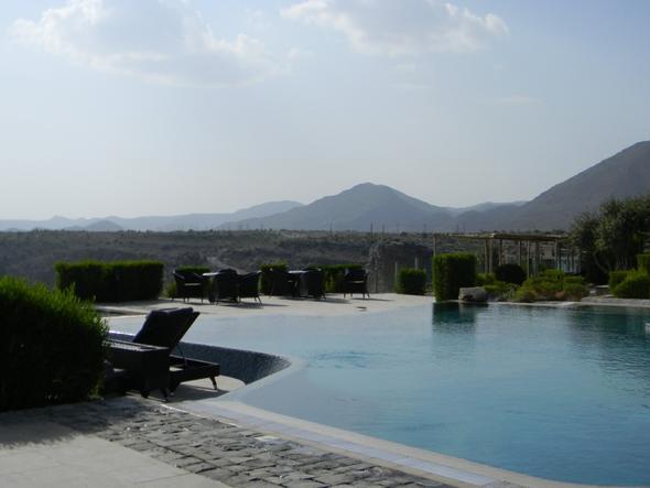 Hotel-Pool Jebel al Akhdar - (Hotel, Muscat)
