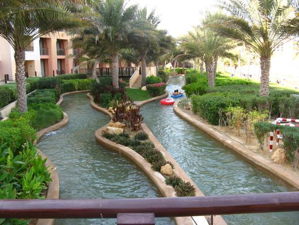 Strömungskanal - (Hotel, Muscat)