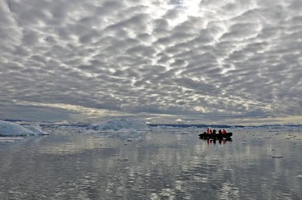 Unterwegs in Grönland - (Kreuzfahrt, Grönland, Link zur Kreuzfahrt)