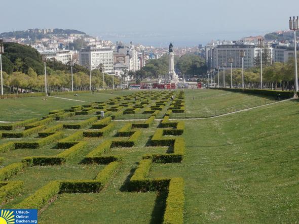 Parque Eduardo VII, Lissabon  - (Kurztrip, Lissabon)