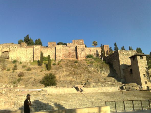 Alcazaba Málaga - (Spanien, Städtereise, Kurztrip)