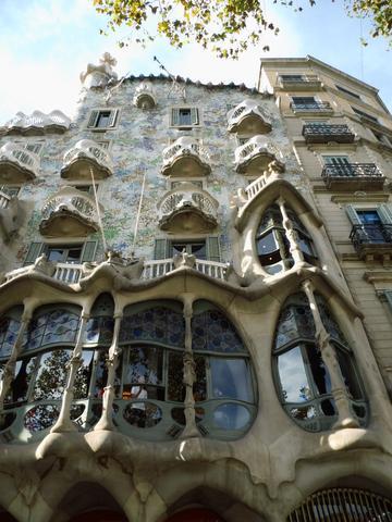 Gaudi - (Europa, Reise, Kurzurlaub)