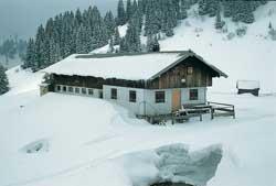 Rauhalmhütte - (Deutschland, Hütte, Alm)